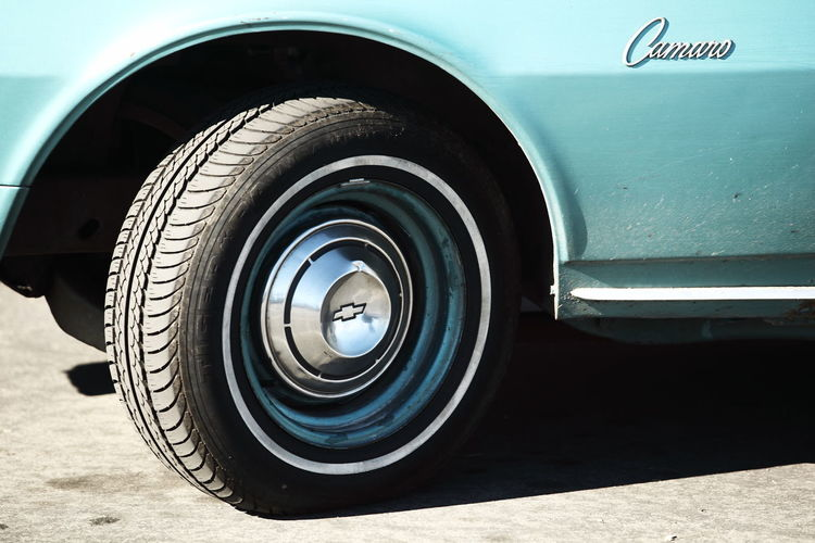 American Camaro Car Chevrolet Close-up Day Land Vehicle No People Outdoors Tire Transportation Wheel