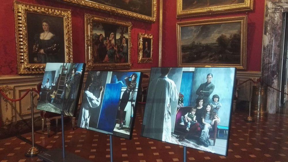 Modern Art Karl Lagerfeld Palazzo Pitti Firenze Art Gallery