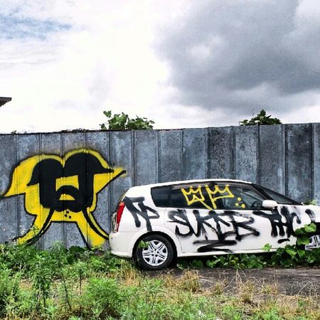 Graffiti Aerosolart Qp