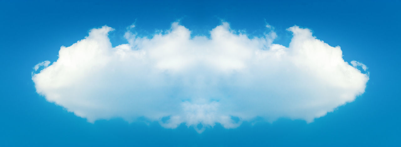 Megacloud Cloud Mirrored Nature Abstract Angel Backgrounds Belief Blue Cloud - Sky Cloudscape Environment Harmony Heaven Idyllic Megacloud Mid-air Nature No People Outdoors Religion Scenics - Nature Sky Spirituality Symmetry Tranquil Scene Tranquility White Color Wind