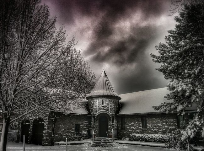 Hdr_Collection EyeEm Best Edits Dramatic Houses