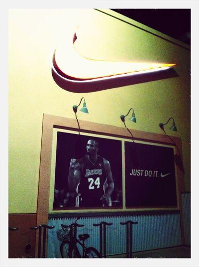Kobe!!!! #Nike