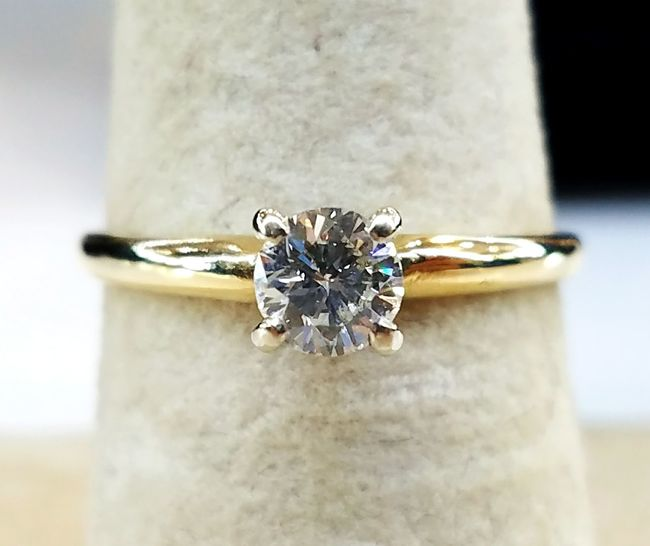 Jewelry Diamond - Gemstone Diamond Ring Ring Precious Gem Engagement Ring No People Indoors  Day Diamonds Are A Girl's Best Friend Jewellery💎 Refraction Texas