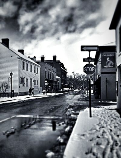 Blackandwhite IPhone Editing 2012 B&W Portrait Streetphotography Amherstburg Mytown
