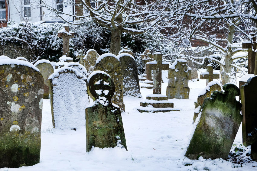 Death East Sussex Grave Head Stones Snow ❄ Dead Gravestone Graveyard Head Stone Religion Ringmer Church Snow Snow Capped Snowing Tombstone Tombstonelovers Uk