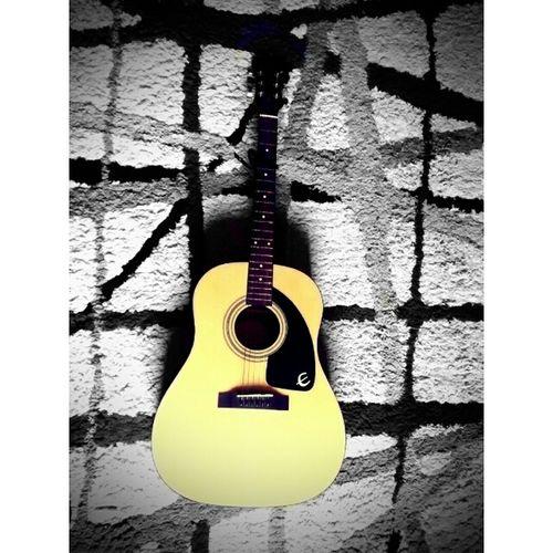 Guitar is life Guitar Epiphone Music
