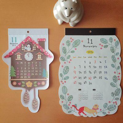 November 今月も、よろしくノーベンバー🌰🍁🍂🍄🍠 11月 November ノーベンバー カレンダー Calendar しろくま貯金箱 北欧雑貨 ぬい撮り ぬいどり