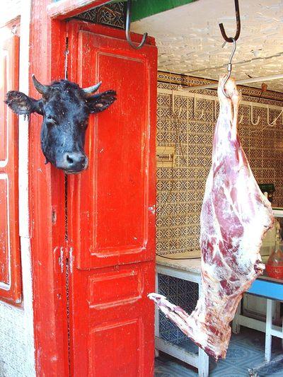 Tunisia Butcher Fresh Meat