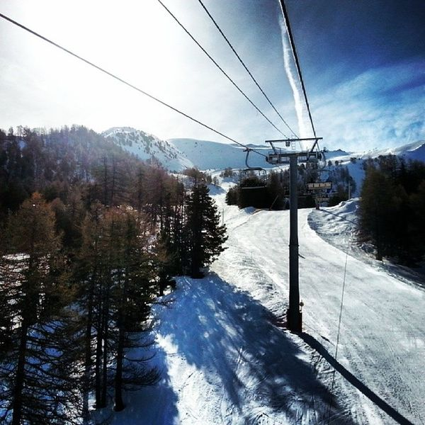 Risoul Vars Snow Ski dovolenapohodaklidekfrancealpe