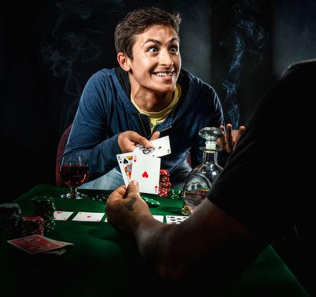 Poker player. Gambling concept Blackjack Casino Gambling Jackpot Luck Man Poker Addiction Cards Entertainment Gambler Gambling Gambling Chip Game Male Person Player Playing Card Games Poker - Card Game Poker Chips Poker Game Studio Shot Winner Winning Young Adult