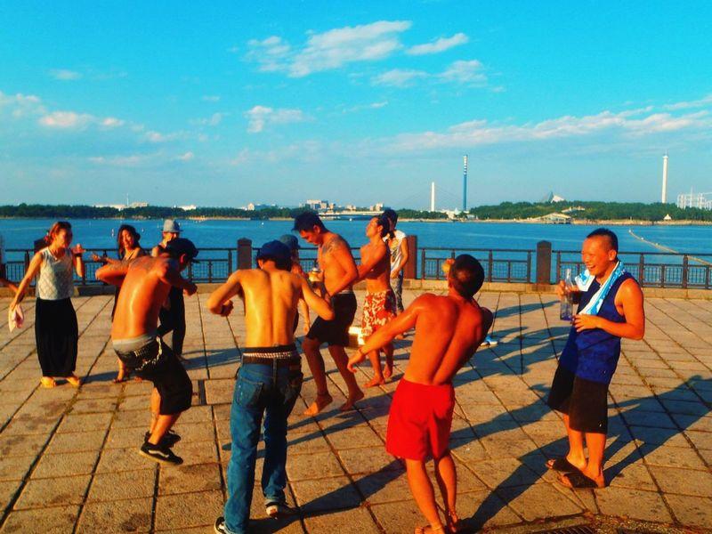SeaParadise Sea Summer Summertime 夏 思い出 Getdrunk Alldayeveryday  Living Life Fun