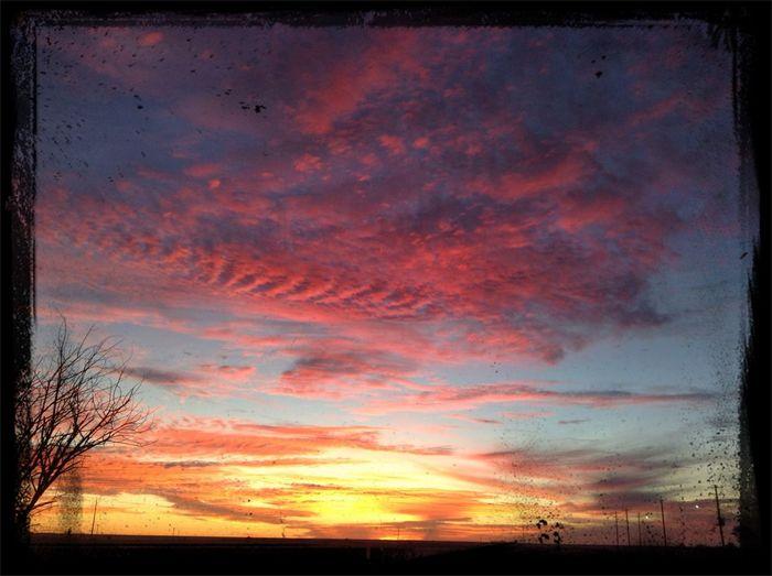 Beautiful view from my backyard First Eyeem Photo