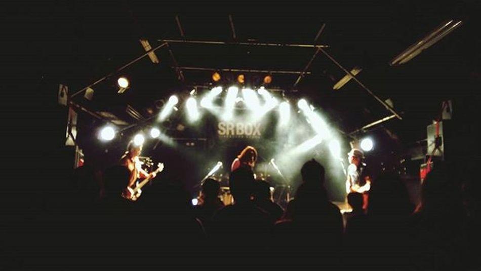 ライブ 行きたい🎸 はじけたい💃 今週受験だ〜 Japan Miyazaki Live LIVEHOUSE SR Band Rock 過去pic 現実逃避 受験生
