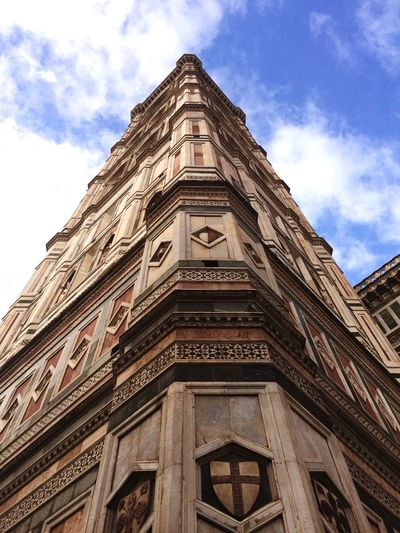 Campaniledigiotto Blue Sky in Firenze