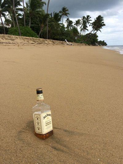 Enjoying Life Jack Daniels Relaxing Life Is A Beach La Vida En La Playa Latino