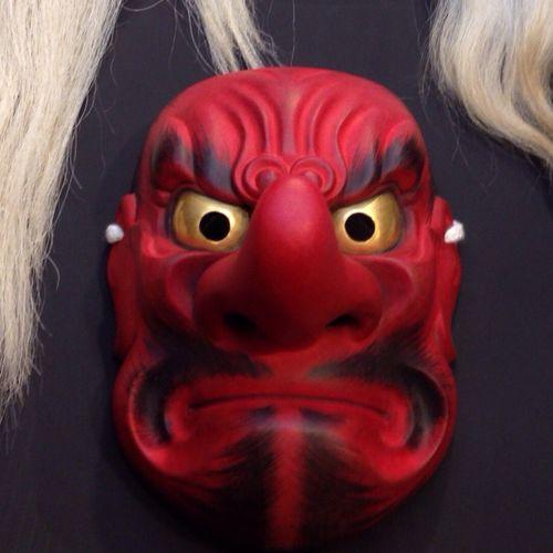 Tengu Rednose  Rudolph Christmas 🎶 Chuckberry Psychic Ills - Run Rudolph Run