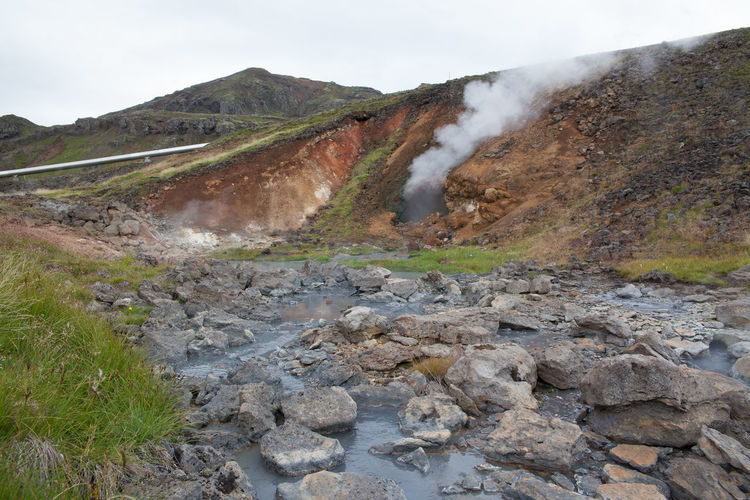 Geothermal Stack