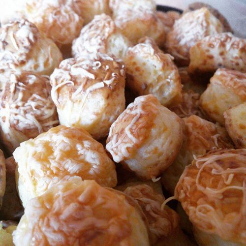 Sajtospogácsa Anyasütötte Pogacsa Homemade Food Cheese MadeByMom