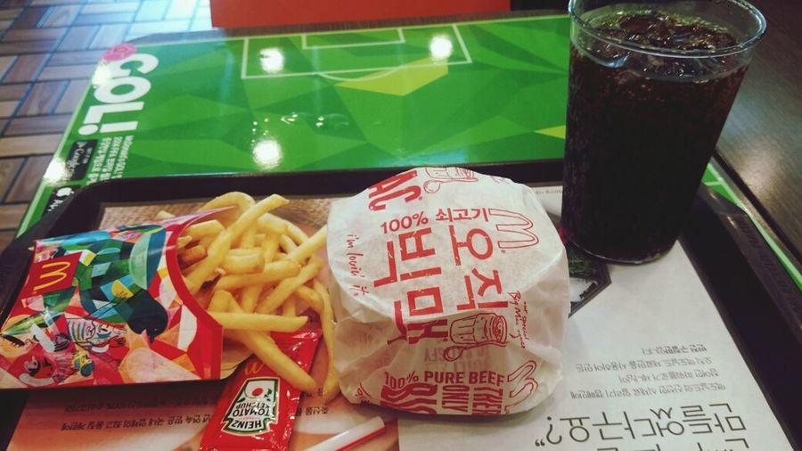 빅맥 Big Mac Bigmac,McDonald's Macdonald In Korea