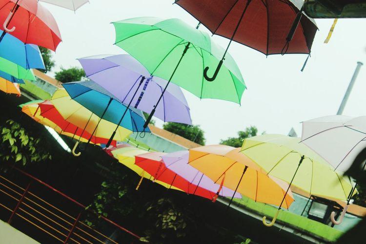 Beautiful Organized Multi Colored Sky Outdoors Day Beautifully Organized Kotatuajakarta Jakarta INDONESIA