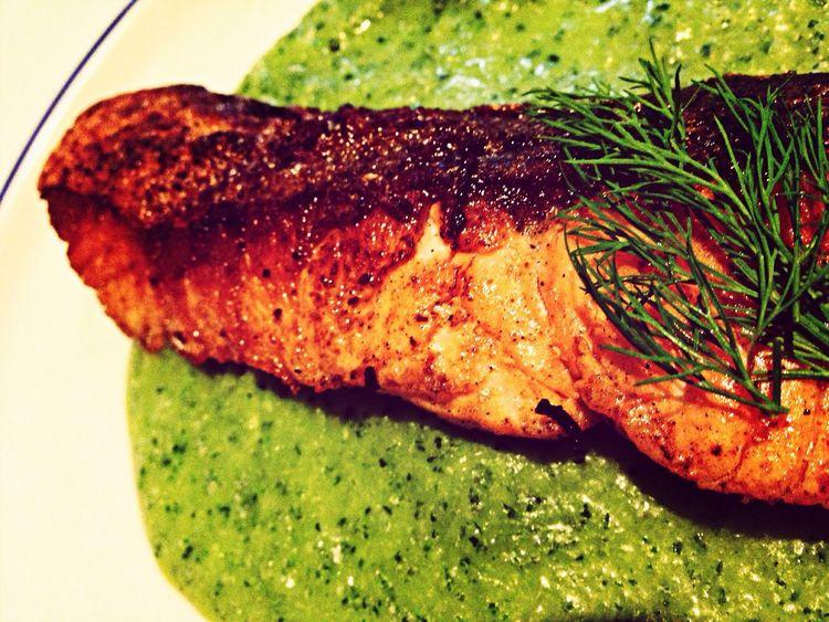 Simplicity Salmon Fresh Dinner