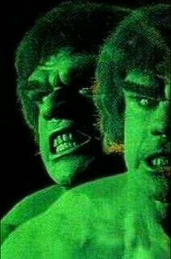 El Hombre Increible Hulk