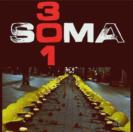 Soma Unutturma UnutmadıkUnutmayacağız Işkazasıdeğilcinayet
