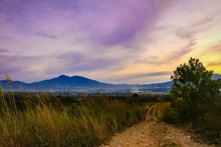 Dramatic light of sunset in Solok, West Sumatera, Indonesia... Landscape Photography Wonderfulindonesia Lost In The Landscape