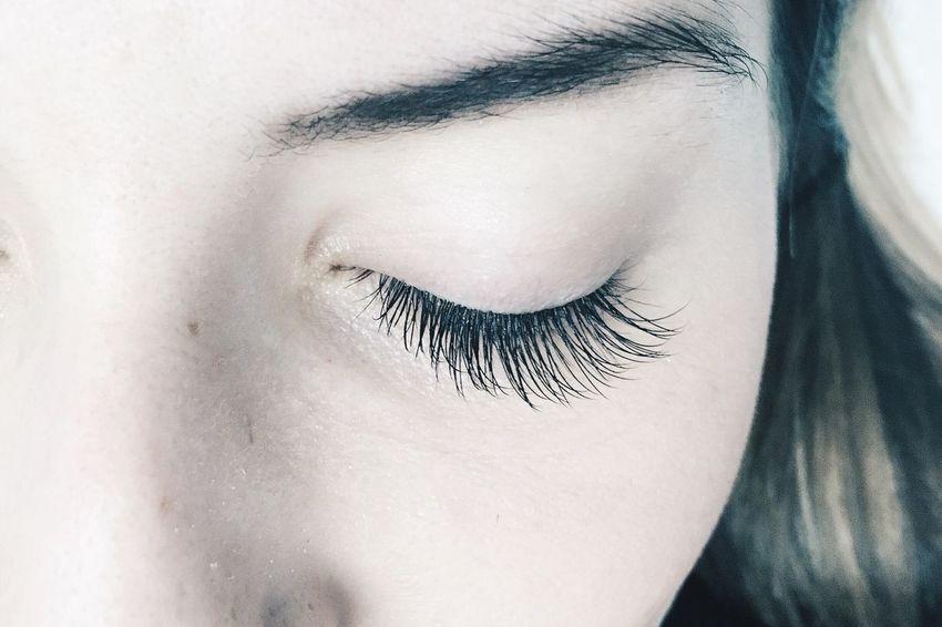 My lash work. Lashes Lashextensions Beauty