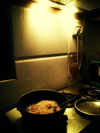 Indoors  Preparation  Food And Drink No People Food Domestic Room Healthy Eating Freshness Day Stove
