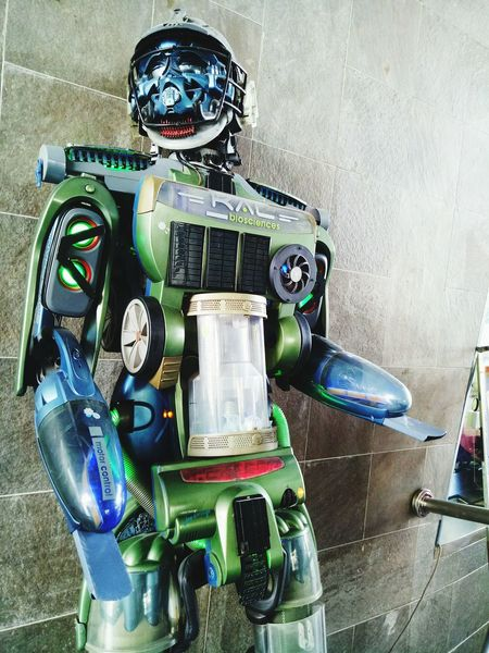 Futuristic Robot Science Technology Indoors  Itsmorefuninthephilippines Weekendsaroundtheworld Indoors  Eyeem Philippines EmeEmPhoto Futuristic Robot Nostalgia Old-fashioned Women Science One Person Adult Technology Adults Only People One Woman Only Only Women Tin Indoors