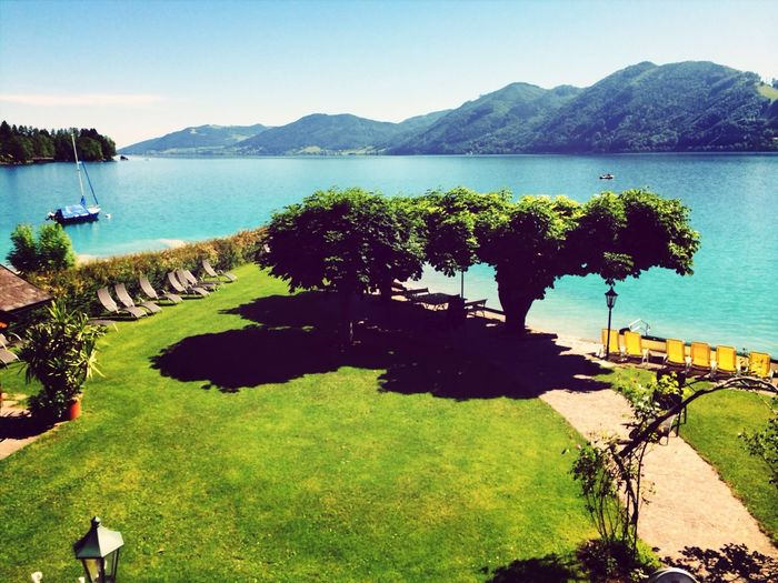Holiday Summer Austria Beautiful