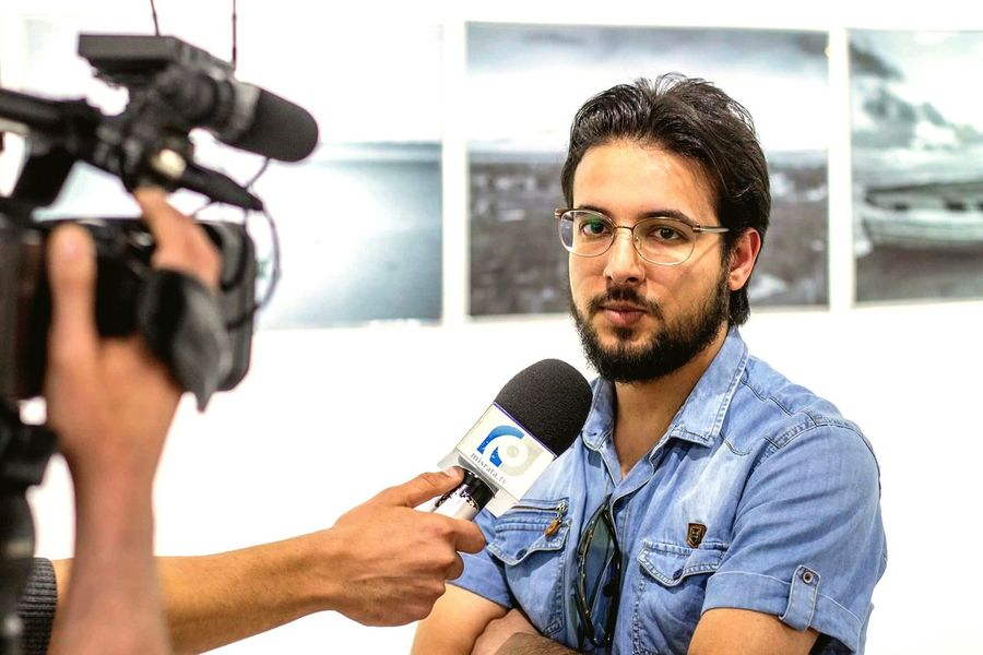 Hello World That's Me Photography Exhibition Photography #photo #photos #pic #pics #tagsforlikes #picture #pictures #snapshot #art #beautiful #instagood #picoftheday #photooftheday #color #all_shots #exposure #composition #focus #capture #moment Blackandwhite Photography Tv Interview Misrata Libya