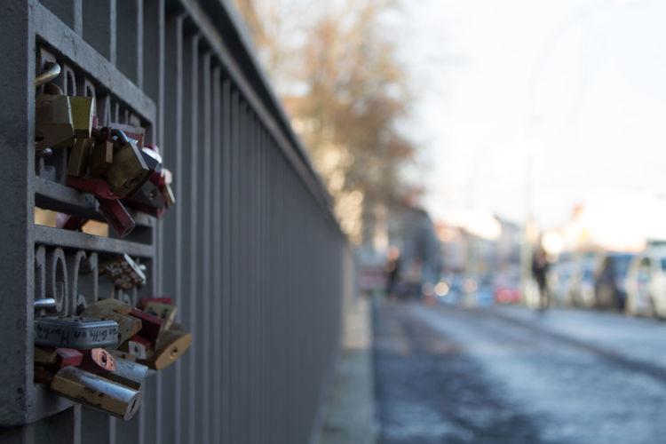 Schloss Architecture City Day Focus On Foreground Hängeschloss Lovelockbridge Lovelocks Outdoors Safety Selective Focus Travel