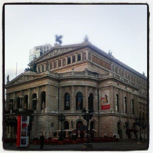 #AlteOper #Oper