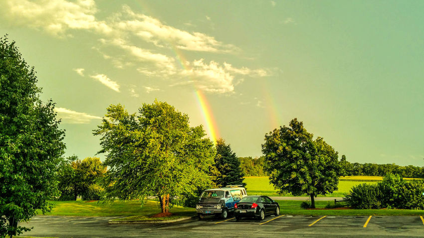Wisconsin Dells Summer USA After Rain Rainbow🌈 Double Rainbow VSCO Vscocam Vscophile Happytraveller Explore The World Amazing View Amateur Photography No People FirstEyeEmPic EyeEmNewHere