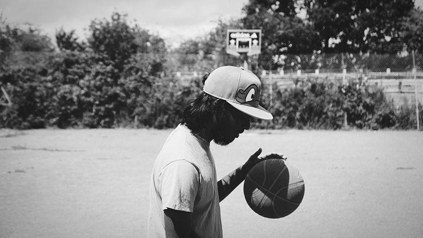 Basketball Hiro Sports Basketball Blackandwhite Leica D-lux Typ109 Day Afternoon Light Court Uk London