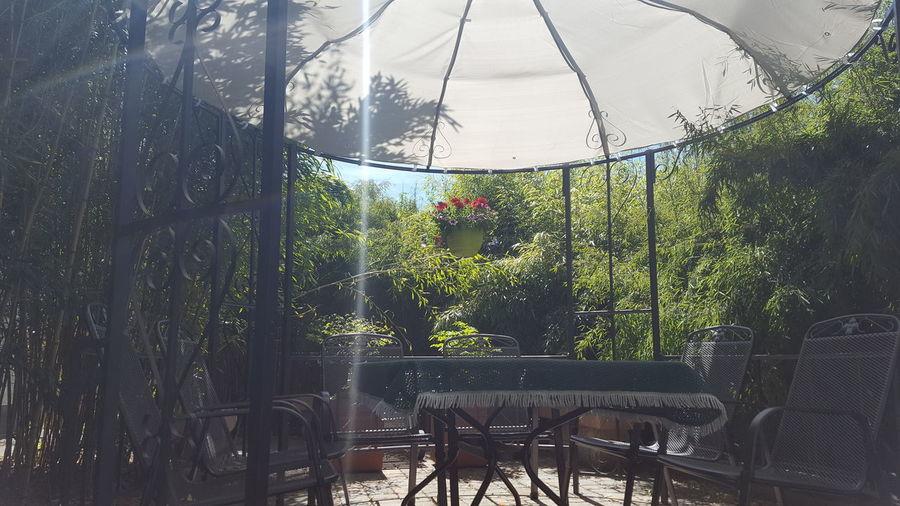 Pavilion Pavilion Terrace Nature HDR Outdoors Day No People Cloud - Sky