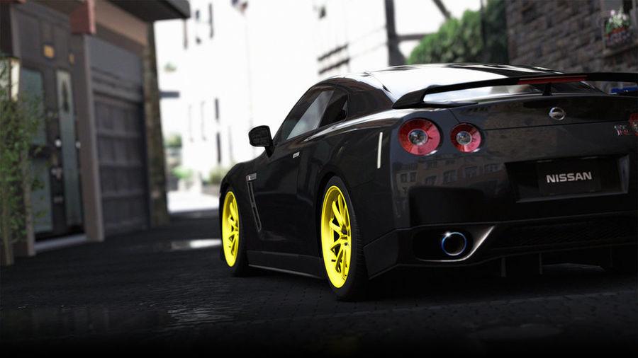 Nissan GT-R Nissan