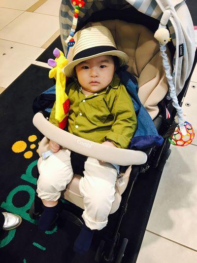 ふうてんの寅さんのようです。笑 Torasan Innocence Childhood Looking At Camera Babyhood Babyboy Sitting Love ♥ Mysweetbaby