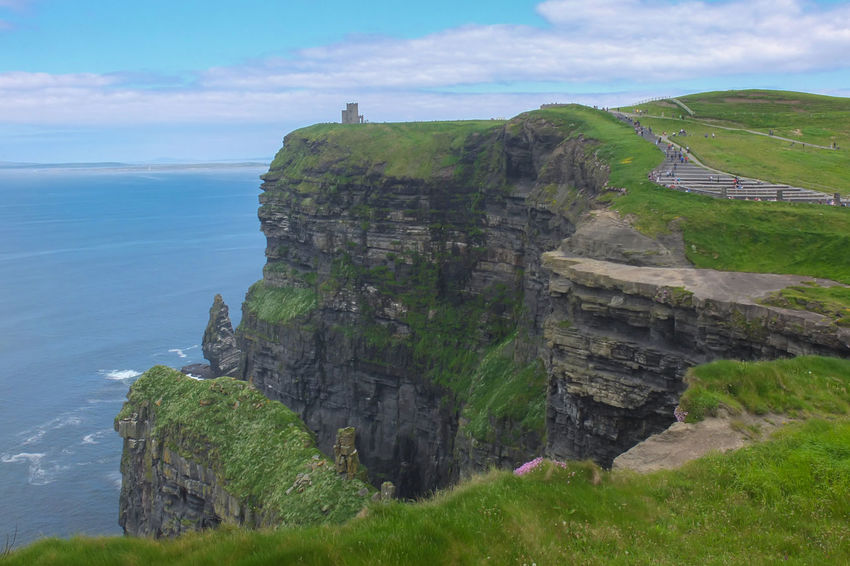 Cliffs of Moher Cliffs Cliffs Of Moher  Ireland Ireland Landscapes Rural Scenic Cliffs And Water Countryside Countryside Landscape Ireland Lovers Nature Outdoors Rural Scene Typical Irish