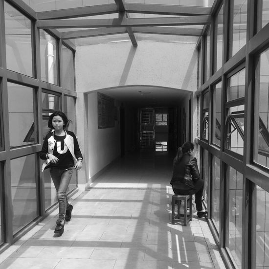 B&w Street Photography Sunny Day IPhone Photography Youmobile Taking Photos Snapshots Of Life The Human Condition Black And White Monochrome Blackandwhite Here Belongs To Me