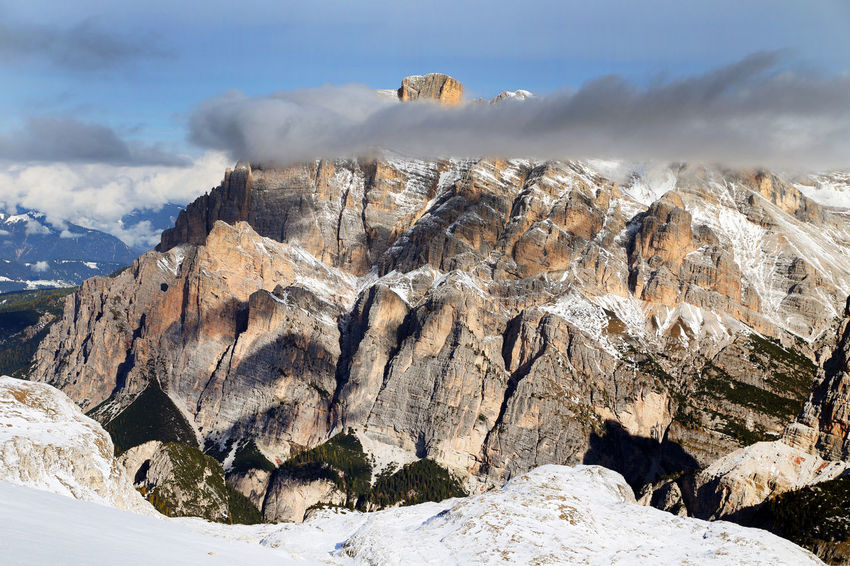 Canon EOS6D Beauty In Nature Cold Day Dolomites Dolomites, Italy Italia Italy Landscape Landscape_Collection Landscape_photography Nature Outdoors Travel Travel Destinations Travel Photography Trek Trekking Winter