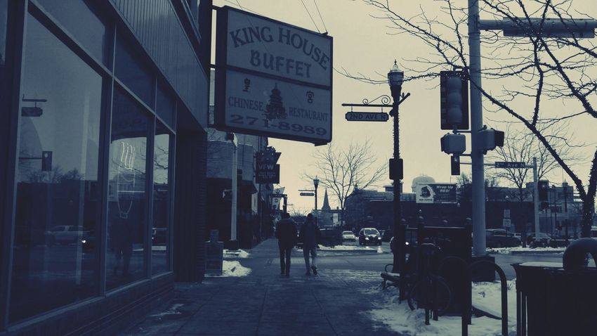 QVHoughPhoto FujiFilmX100 Fargo Northdakota Downtown Streetphotography Urban