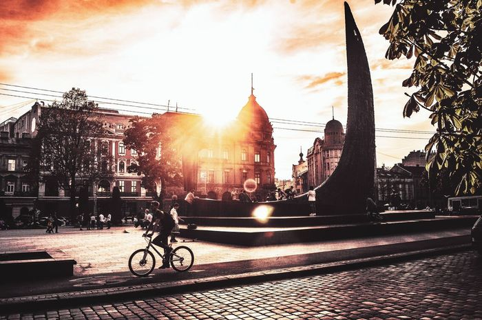 #Lviv Adventures In The City