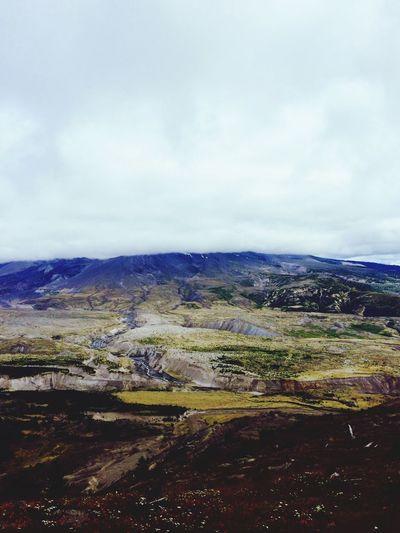Mountsthelens  Fog First Eyeem Photo
