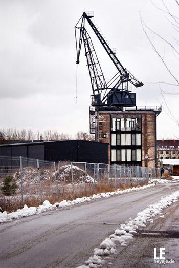 Architecture Crane Craneaddicted