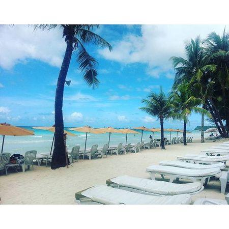 Beach Boracayphilippines BoracayIsland Whitesandybeach beautifulisland hennanbeachresort hennanboracayregency Boracay island in the Phillippines!