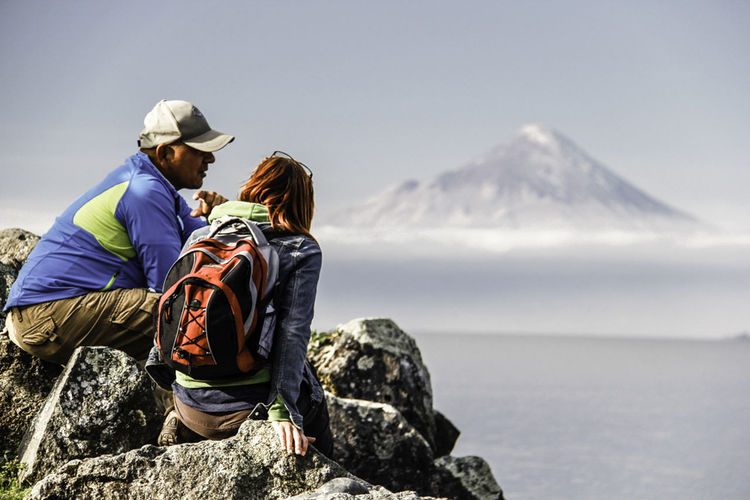 Beauty In Nature Carefree Casual Clothing Chile Chile♥ Day Friendship Getting Away From It All Lake Lake View Leisure Activity Men Mountain Nature Non-urban Scene Person Rear View Remote Scenics Sitting Togetherness Tranquil Scene Tranquility Vacations Water