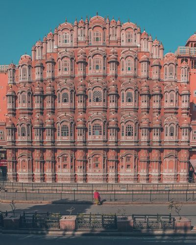 Hawa Mahal Hawamahaljaipur India Architecture Sale Culture